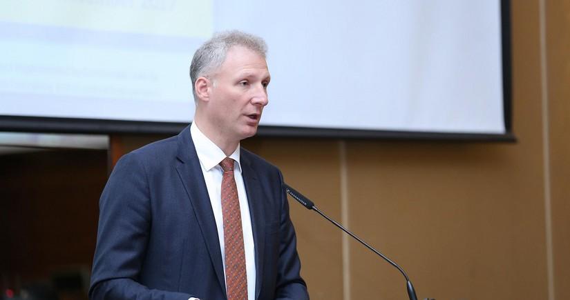 Посол : В Азербайджане продолжат применять передовой европейский опыт