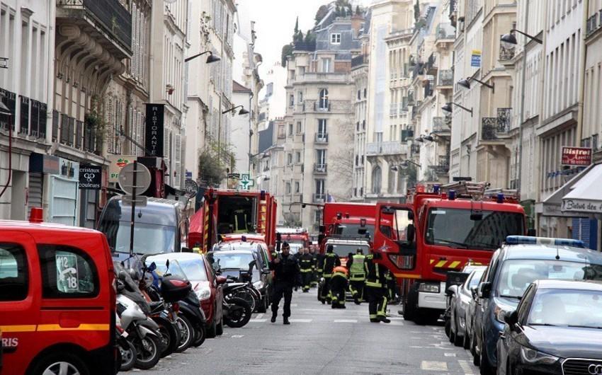 Fransada yaşayış məntəqəsində partlayış olub, 10 nəfər xəsarət alıb
