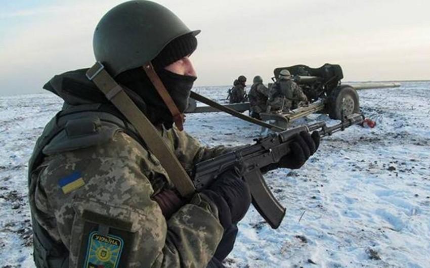 Ukrayna ötən sutka ərzində 7 hərbçisini itirib