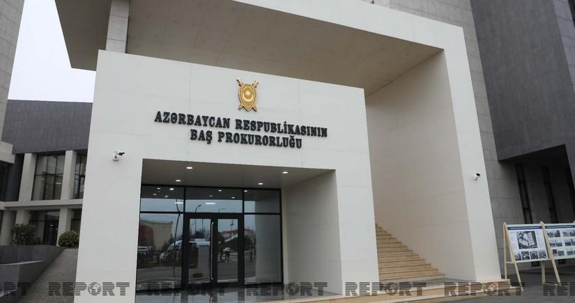 Baş Prokurorluq: Qax Kukla Teatrının direktoru mənimsədiyi 48,5 min manatı ödəyib