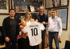 Türkiyənin 2 klubunun prezidenti Bakıya gəlib
