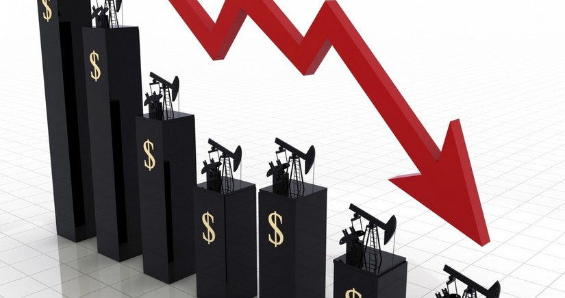 Azerbaijani oil drops to $ 45,62