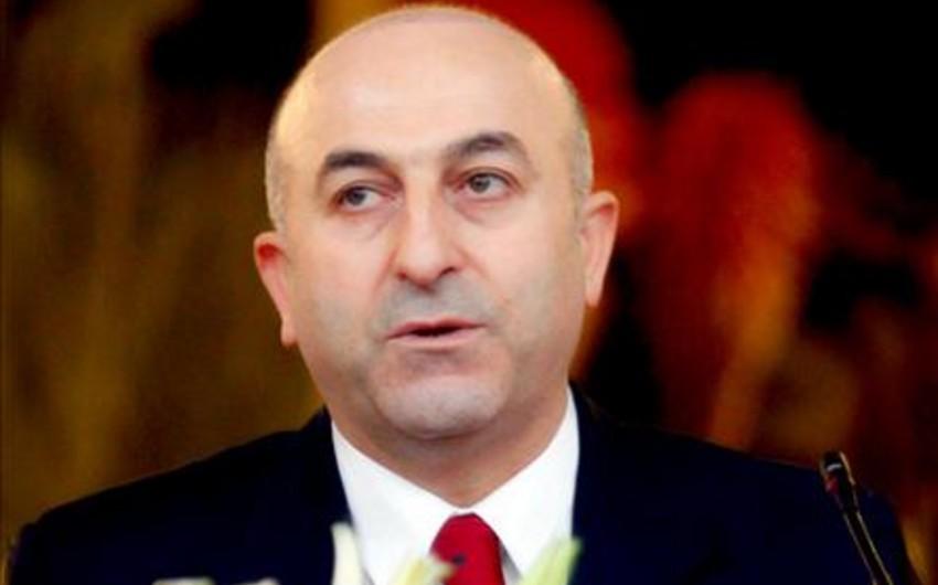 Türkiyə XİN başçısı: Xocalı soyqırımını lənətləyirik