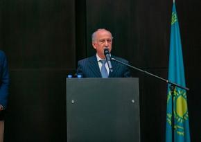 Qazaxıstan parlamentinə azərbaycanlı deputat seçildi