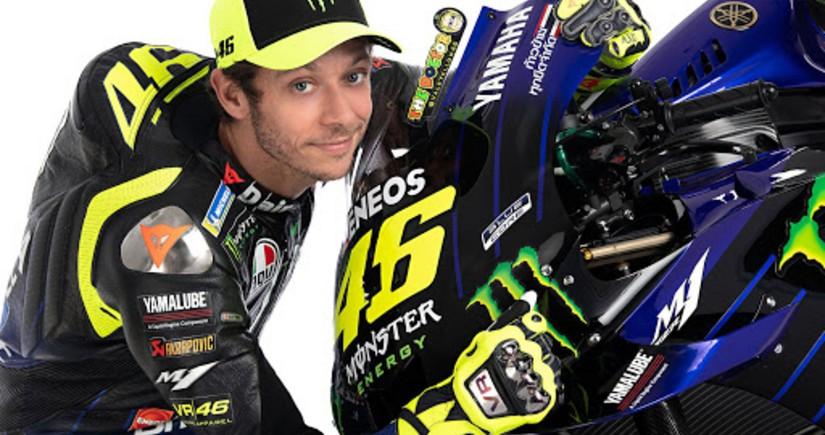 Valentino Rossi motosiklet yarışlarındakı karyerasını bitirir