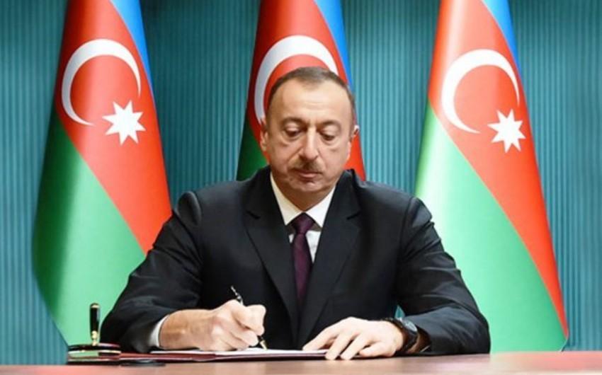 Prezident İlham Əliyev həqiqi hərbi xidmətə çağırış haqqında sərəncam imzalayıb