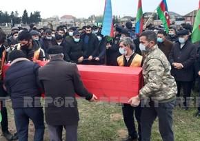 В Джалилабаде похоронен шехид