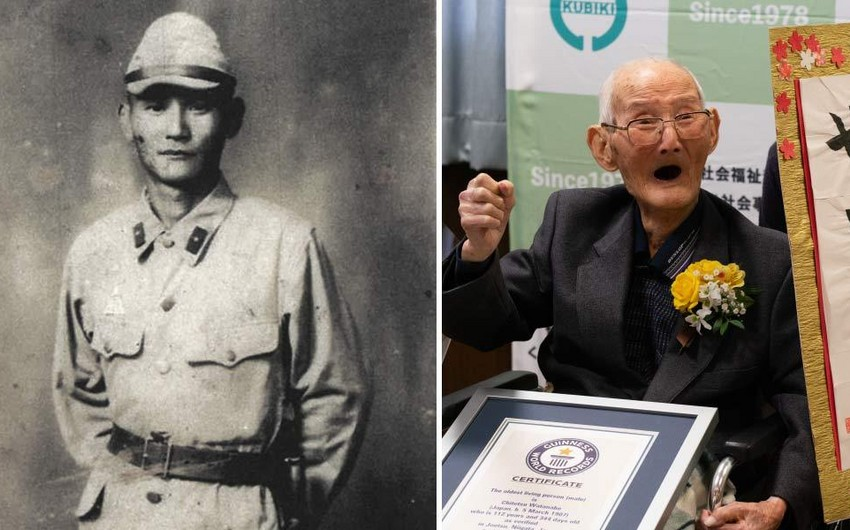 Dünyanın ən yaşlı adamı qocalar evində öldü