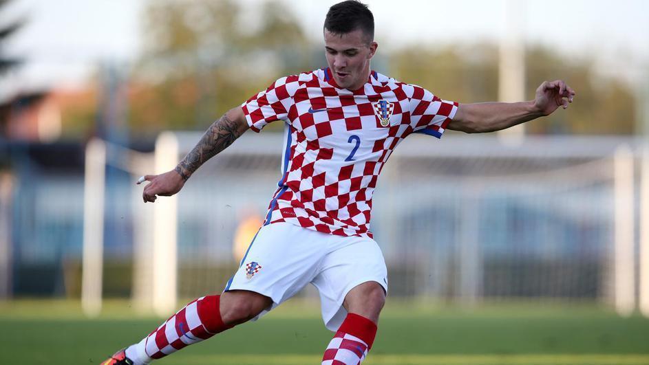 Xorvatiya milli komandasının daha bir futbolçusu zədələnib