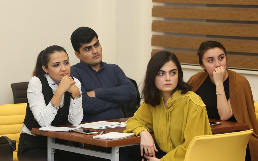 BANM-də Cenevrə Biznes Məktəbi ikili diplomlu MBA proqramı davam edir