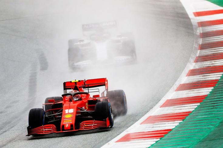 Формула-1: Пилота Феррариоштрафовали