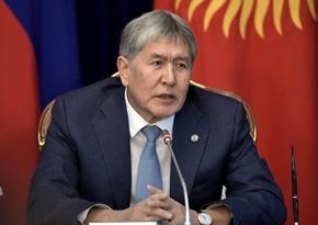 На экс-президента Кыргызстана совершено покушение