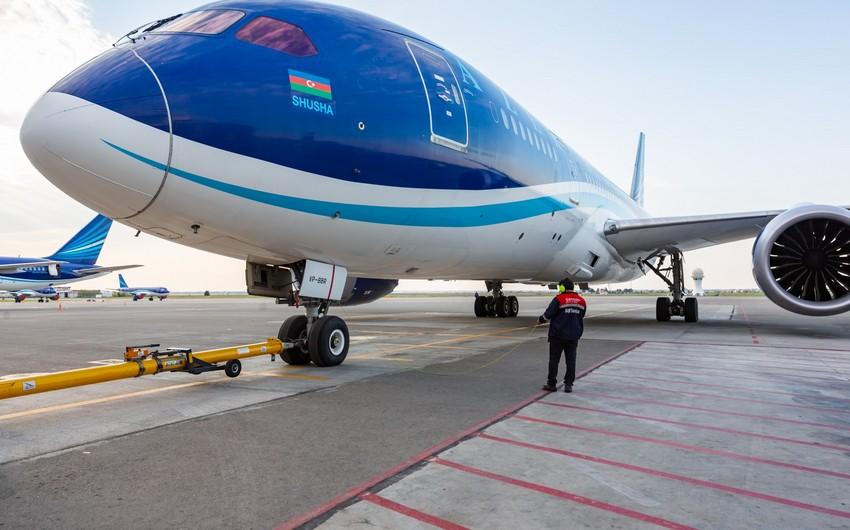 AZAL временно приостанавливает полеты в два города Турции