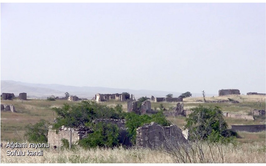 Ağdam rayonunun -