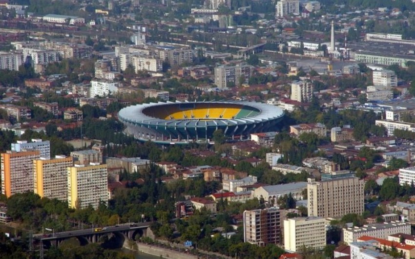 """""""Samtredia""""  - """"Qarabağ"""" oyununun keçiriləcəyi stadion müəyyənləşib"""