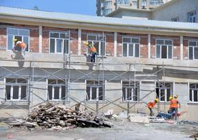 Gürcüstanda yeni azərbaycandilli məktəb tikilir