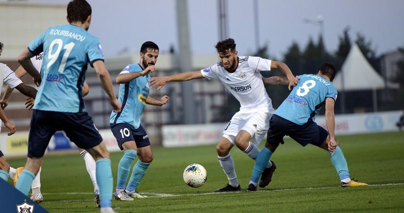 Zirə - Qarabağ matçının hakimləri açıqlandı