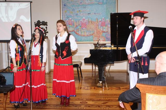 Day of Polonia celebrated in Baku