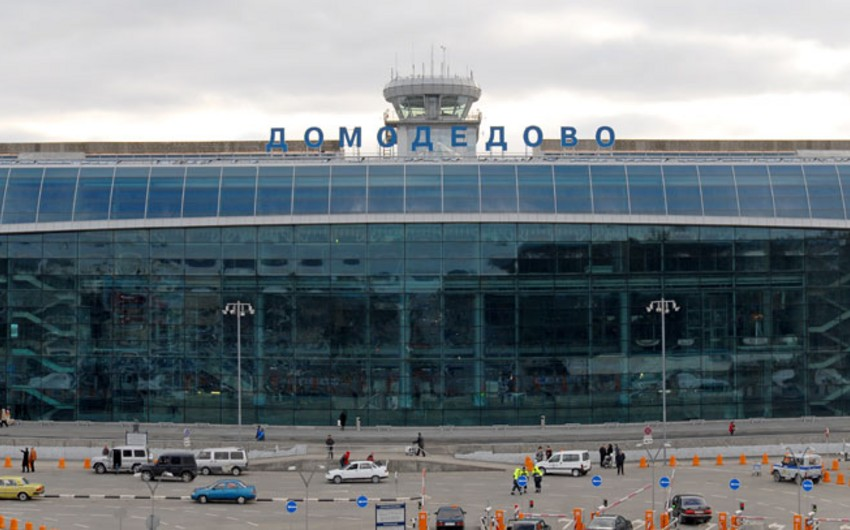 Tüstülənmə səbəbindən Moskva hava limanından təxminən 3 min insan təxliyyə edilib