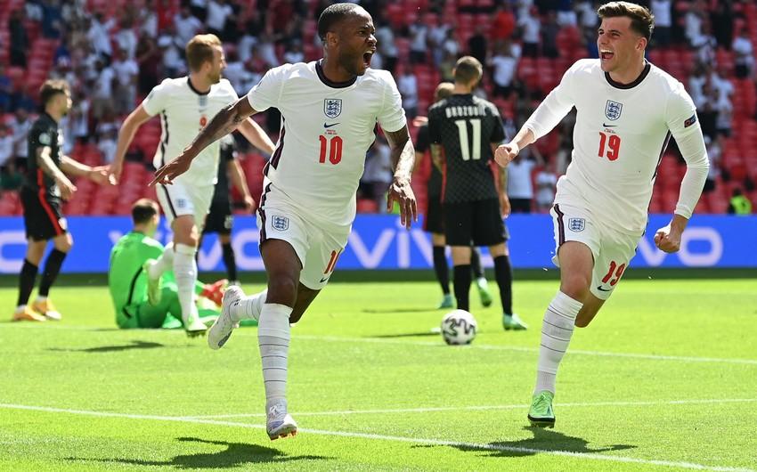Евро-2020: Сборная Англии стартовала с победы