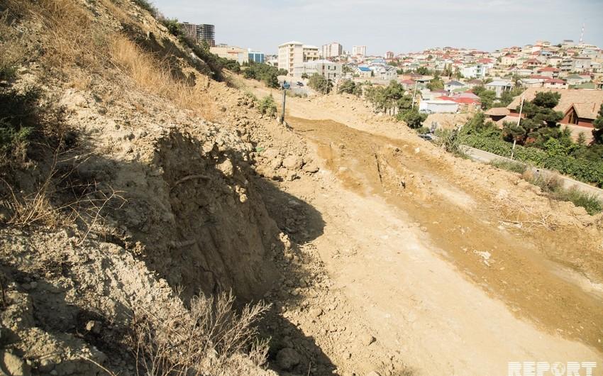 МЭПР: Оползень в Бадамдаре продолжается, опорная стена сдвинулась на 4-5 метров вниз - ОБНОВЛЕНО