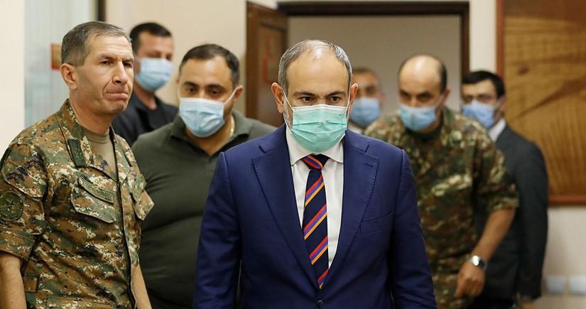 Ermənistan ordusunun Baş Qərargahı Nikol Paşinyanın istefasını tələb edir