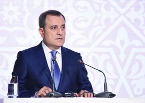 Ceyhun Bayramov: Azərbaycan bu qanlı münaqişənin yaralarının sağaldılmasına böyük əhəmiyyət verir
