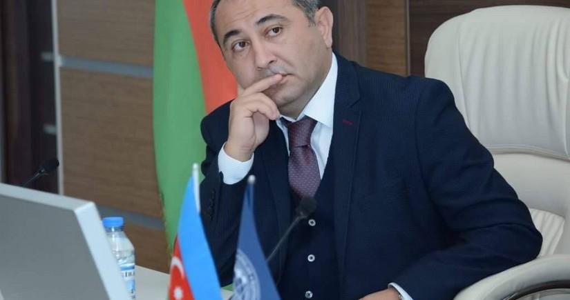 UNEC-in prorektoru işdən çıxarılıb
