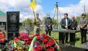 Azerbaijan Embassy in Ukraine commemorates Oleg Babak killed by Armenians in Gubadli
