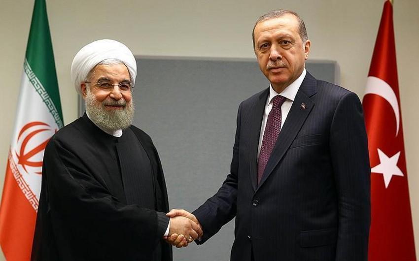 Erdoğan and Rouhani meet in Ankara ahead of Syria summit