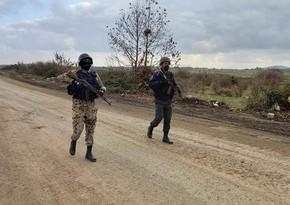 Задержаны пытавшиеся проникнуть на освобожденные от оккупации территории
