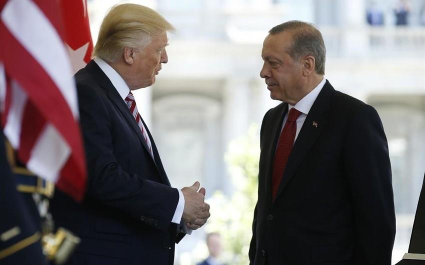 Türkiyə və ABŞ prezidentləri Qaşıqçı işini müzakirə ediblər