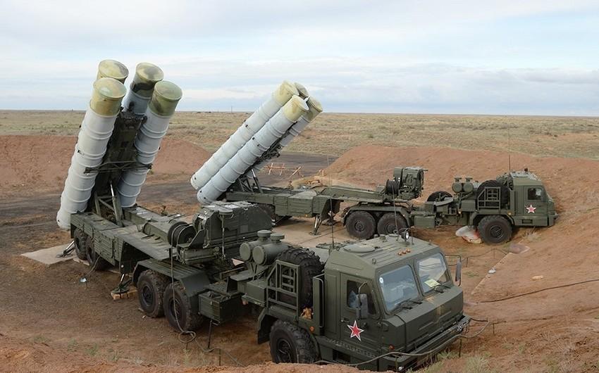 Rusiya Cənub Hərbi Dairəsində hava hücumundan müdafiə təlimləri keçirib