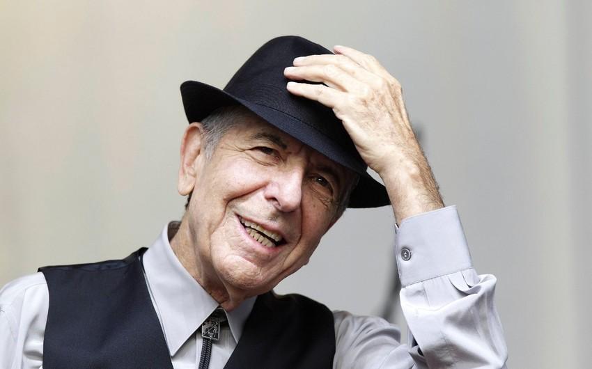 Kanadalı müğənni Leonard Koen 82 yaşında vəfat edib