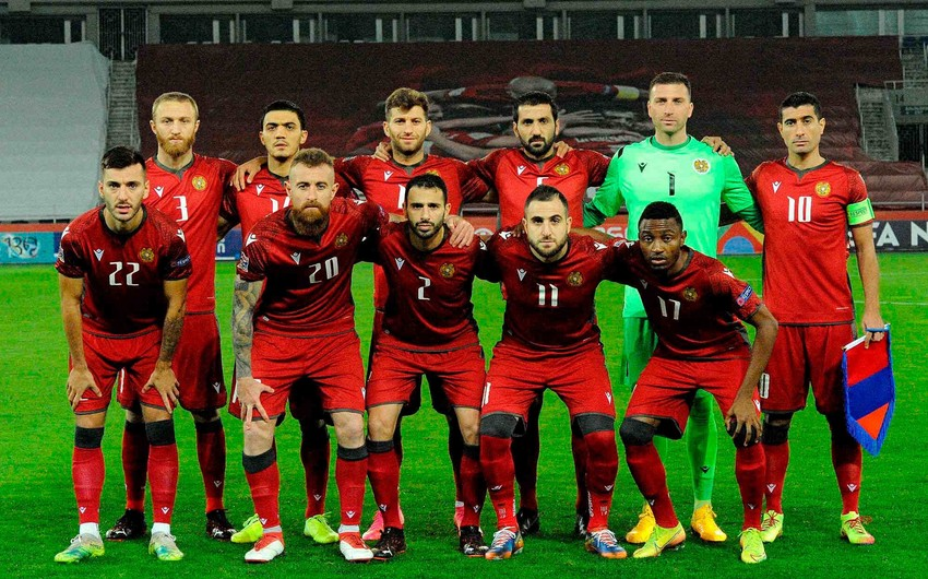 UEFA punishes Armenian players