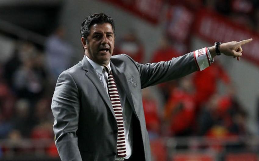 Главный тренер Бенфики отправлен в отставку