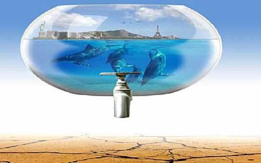 Ekologiya və Təbii Sərvətlər Nazirliyi su itkilərinin qarşısını alınması üçün addımları açıqlayıb