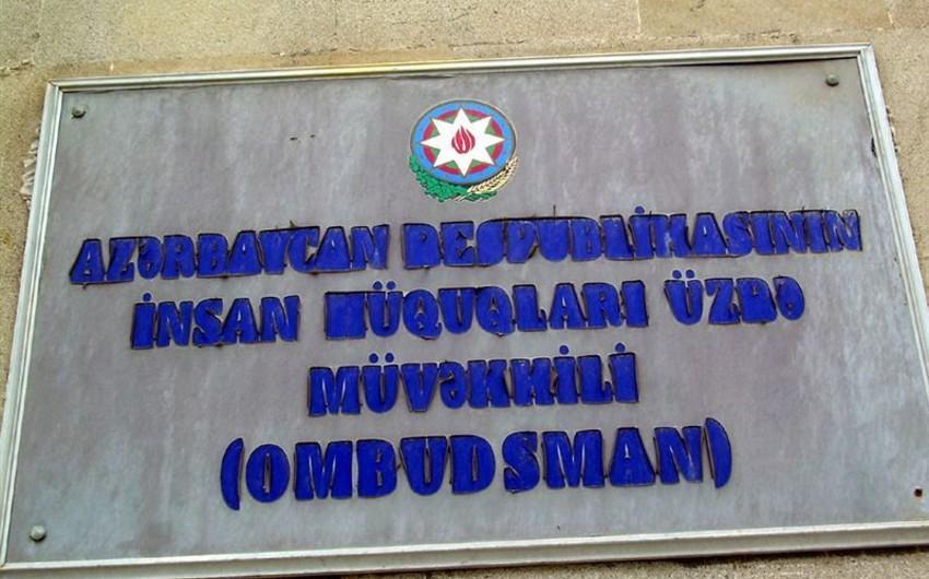 Ombudsman Aparatının əməkdaşları Penitensiar Xidmətin Həbsxanasında araşdırma aparıb