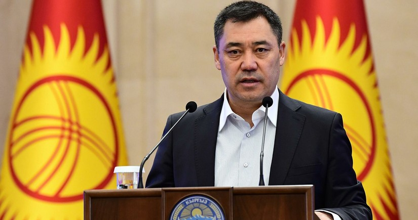 Kyrgyz President's Facebook page hacked