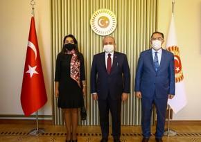 Омбудсмен Азербайджана встретилась с председателем парламента Турции