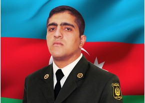 Soldier of Internal Troops killed in Patriotic War