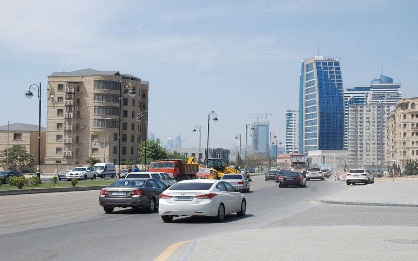 ИВ Баку: Проспект 8 Ноября стал одним из крупных проспектов столицы