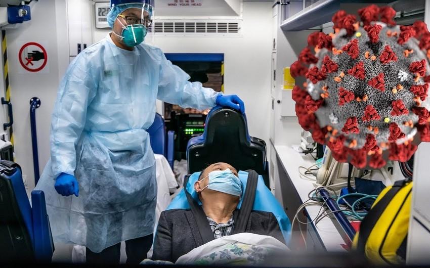 Koronavirusa yoluxmuş ağciyərlərin şəkilləri yayılıb - FOTO