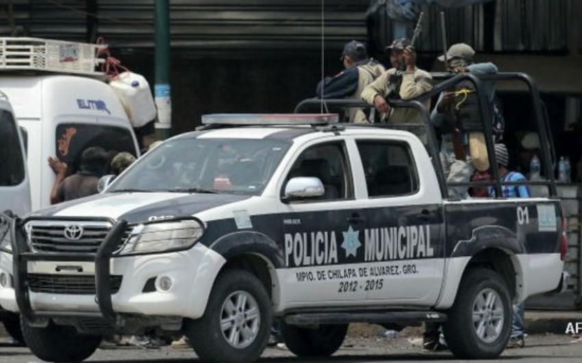 Meksikanın Verakrus ştatında 500-dən çox insan soyğunçuluğa görə həbs edilib