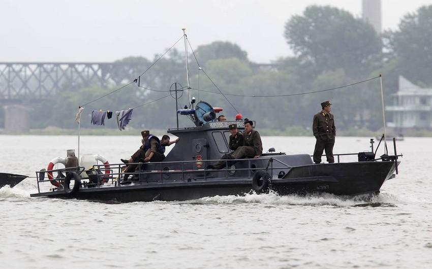 KXDR-in hərbi kateri Yaponiyanın iqtisadi zonasına daxil olub