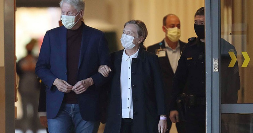 Экс-президента США выписали из больницы