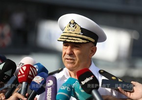 Контр-адмирал: В учениях примут участие 1000 человек личного состава, 43 судна