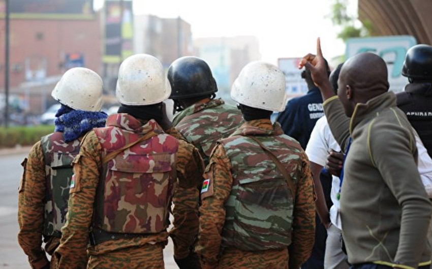 В Буркина-Фасо 15 человек погибли в ДТП с автобусом
