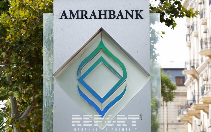 """""""Amrahbank""""ın Bakıda yeni filialı açılıb"""