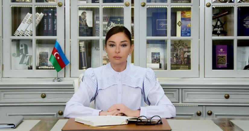 Мехрибан Алиева поделилась публикацией по случаю Дня восстановления независимости